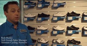 Shimano RP Road Shoe Range - Shimano Soft Goods Launch August 2015