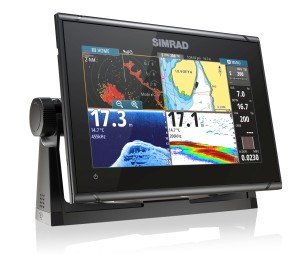 Simrad goes big with 9-inch GO