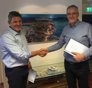 IMC to team up with Norwegian company