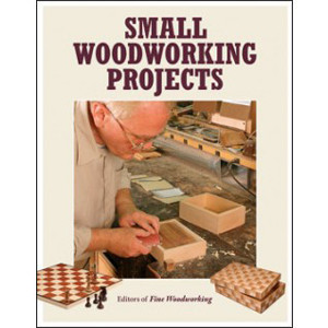Small Woodworking Projects