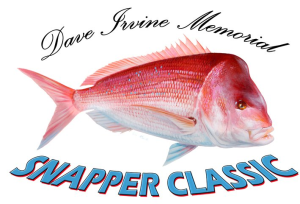 Dave Irvine Memorial Snapper Classic, August 4 to 6