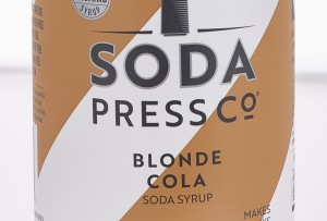 Blonde Cola has more fun