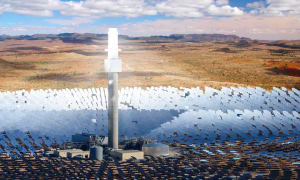 $650 million solar power plant to be built in SA