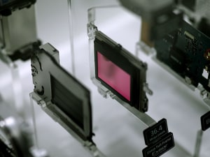 Sony announce groundbreaking backlit CMOS sensor with a global shutter