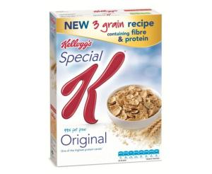 Special K recipe overhauled for the first time in 50 years