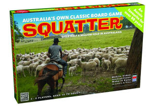 Squatter, Australia's most successful game ever!