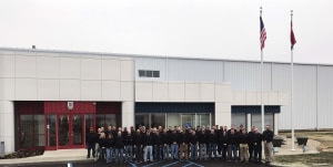 Heat and Control unveils new US factory