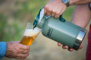 TESTED: Stanley Classic Insulated Beer Growler
