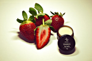 Product of the week: Raw Beauty Naturally Strawberry Lip Balm