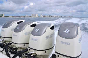 "Suzuki Unleashes ""the Ultimate Four-Stroke Outboard"""