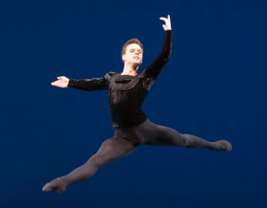 Dancers without borders: Alexander Campbell, Royal Ballet