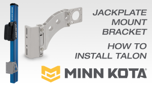 BLA Trade Talk: installing the Minn Kota Talon