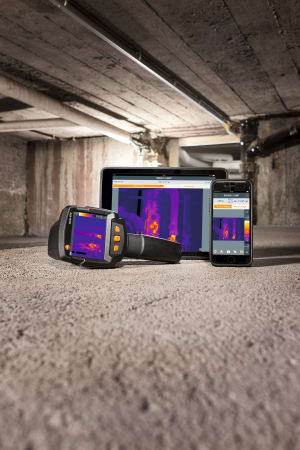 Testo releases new range of thermal imagers