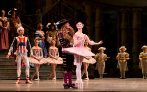 WIN one of ten double passes to see the Royal Ballet's The Sleeping Beauty at the cinema (national)