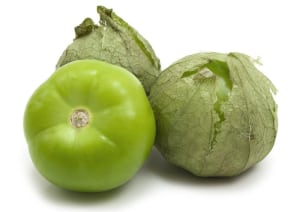 'Tis the season for tomatillos