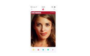 Red Rooster reveals saucy Tinder results