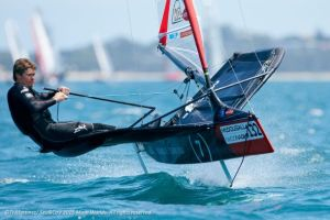Oracle's flyboys reflect on how the Moth Worlds will help sail foiling AC45s