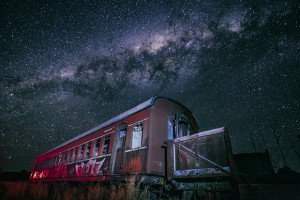 Behind the Lens: Midnight Train