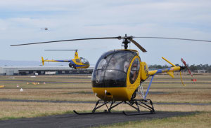 CASA proposes 105-hour CPL for Helicopters