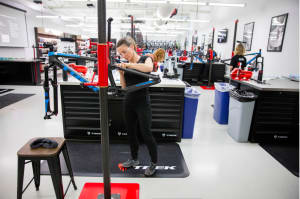Trek Factory Training Courses Encourage More Women Into Bike Service Industry