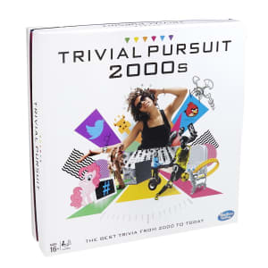 Hasbro reboots Trivial Pursuit