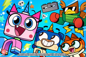 Unikitty to star in her own animated TV series