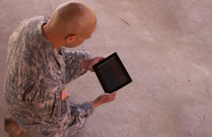 NCW: Tablets pass Army's first training trial | ADM November 2013
