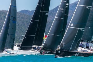 Airlie Beach Race Week: Light on for breeze and a change of plan