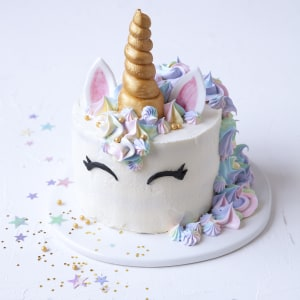RECIPE: Sandra Mahut's unicorn cake