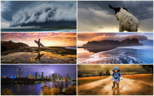 Who won our October 'Weather' photo comp?