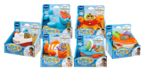 Toot-Toot Splash range from Vtech