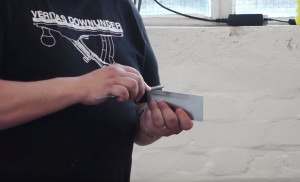 Video: How to Sharpen a Card Scraper