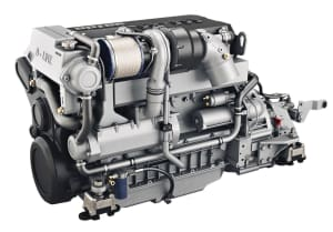Vetus upgrades D-Line engines