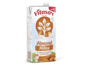Vitasoy releases new almond and coconut 'milky' range