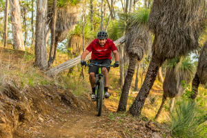 Mountain Biking at Hidden Vale