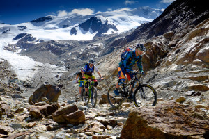 Mountain Biking in Livigno, Italy