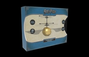 Will you catch the Flying Golden Snitch?