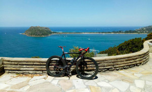 Cycling Sydney Part II: West Head & Akuna Bay - Truly Spectacular Cycling.
