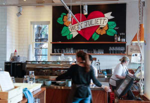 Marrickville's West Juliett launches new menu following change in management