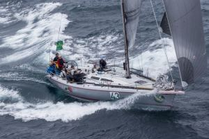 Roger Hickman's blow-by-blow account of his victorious trip south in the 2014 Sydney-Hobart