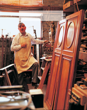 The Passion of Furniture Making