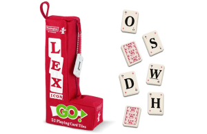 Lexicon-Go! is the perfect on-the-go game for the whole family.