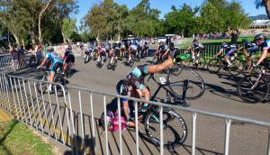 Santos Women's Tour: Amanda Spratt Overall Winner As Kirtsen Wild Wins Final Criterium