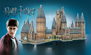 2017 Games & Puzzles Product of the Year, Toy & Hobby Retailer Industry Awards: Harry Potter Astronomy Tower Wrebbit 3D – Ventura Games
