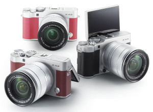 "Fujifilm to release ""selfie-friendly"" X-A3"