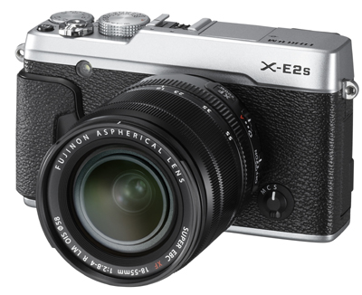 Fujifilm launches X-E2s mirrorless