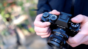 Video: Fujifilm X-T2 preview