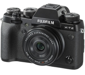 Fujifilm X-T2 gets internal F-Log, 120fps HD and focus bracketing
