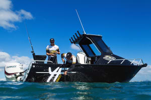 Top 5 Offshore Trailer Boats
