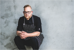 Chef Zach Green on celebrating wild and native ingredients